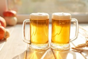 Father's Day beer gifts - glasses of beer