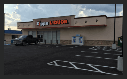 Zipps Liquor in Winona, TX Opening in May 2020!