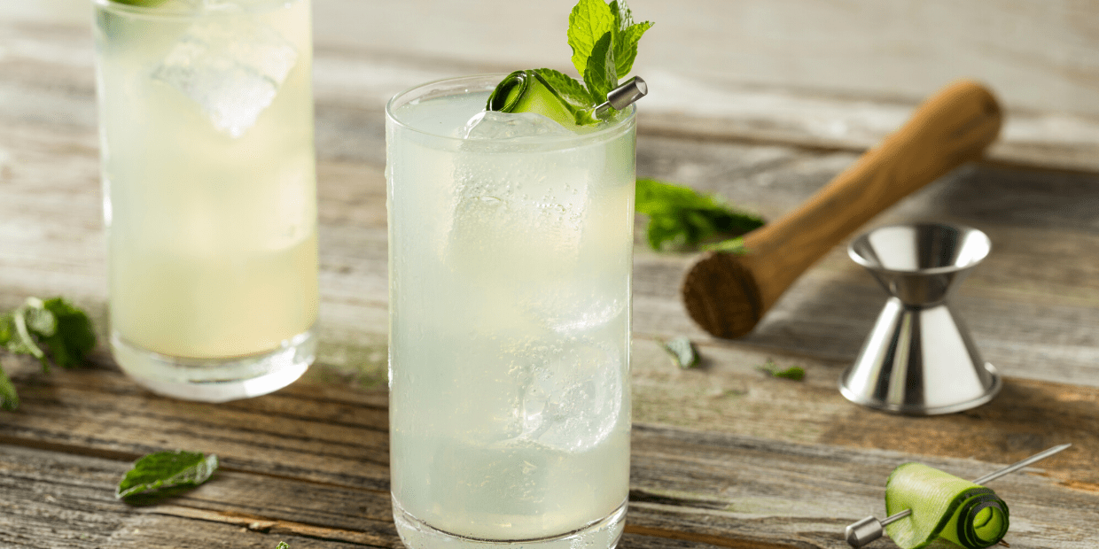 drink recipes with gin, gin cocktails, gin drink recipes