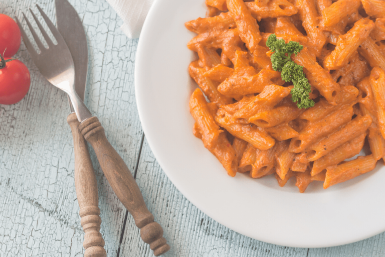 How to Make Vodka Pasta Sauce, past vodka sauce