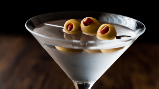 Top 3 Most Popular Martini Recipes