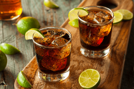 best rums for rum and coke