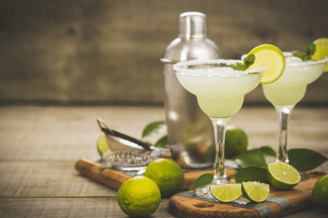 how to make a margarita from scratch