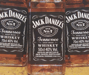 different types of liquor -- tennessee whiskey