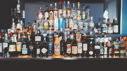 Bottles of Liquor - How to Lower Liquor Costs for Bar or Restaurant